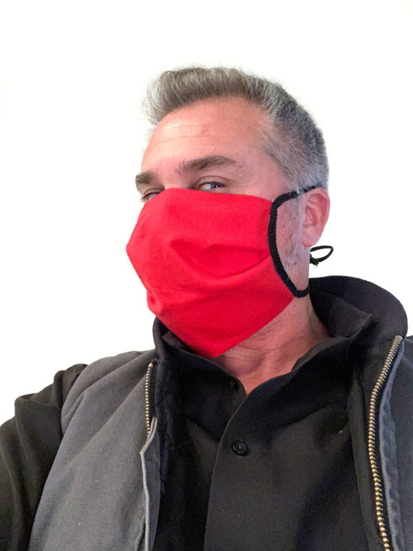 coronavirus protective mask